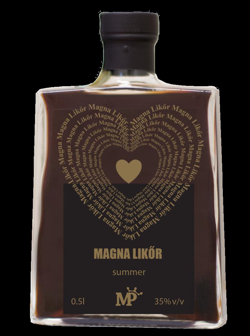 Magna Summer keserű likőr