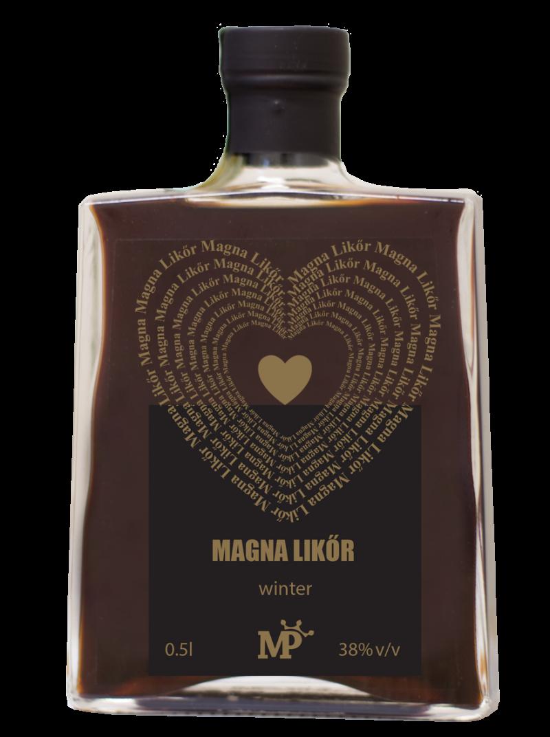 Magna Winter keserű likőr